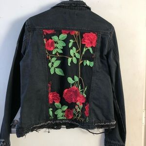 Missguided Denim Jacket